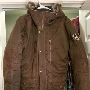 Kuhl Men's Arktik down parka